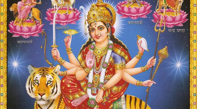 Navratri – Die neun heiligen Nächte der Mutter (Teil 6)