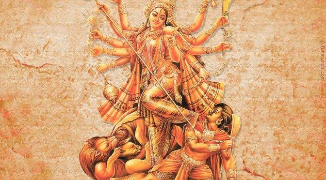 Devi Mahatmya Stotra Ashtakam