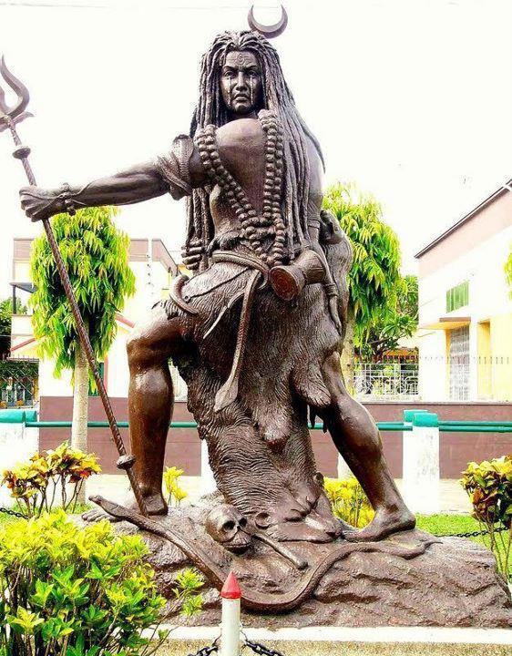 Trauernder Shiva; Künstler/Artist: unbekannt/unknown; Quelle: flickr.com