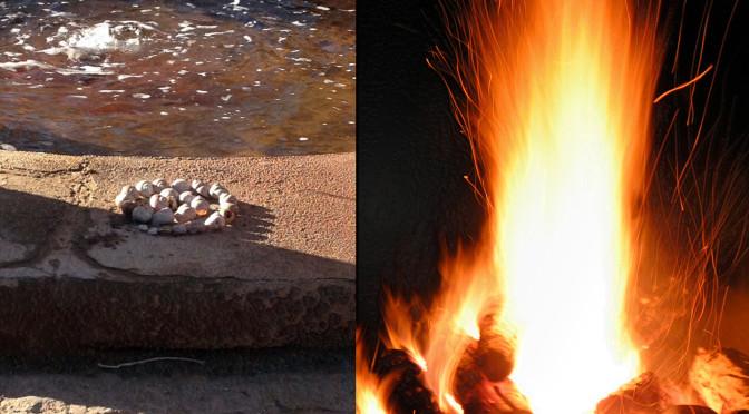 Litha-Fest des Feuers, Fest des Wassers von Siat