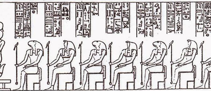 Von der Schöpfung der Welt (Teil 3) von Merienptah