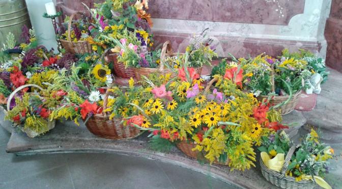 Frauendreißiger und die Kräuterweihe von Siat
