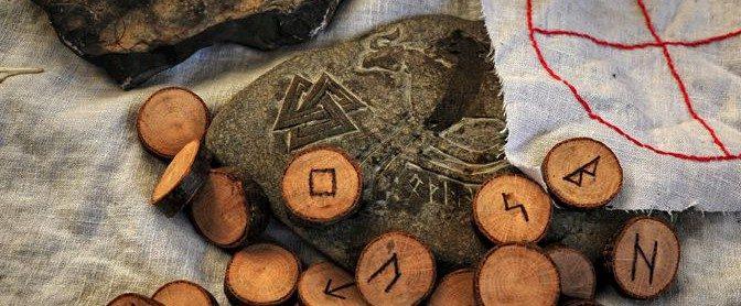 Schamanische Runen-Arbeit-Eine kleine Einführung von Tunritha